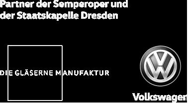 Partner der Semperoper und der Staatskapelle Dresden: VW - Die gläserne Manufaktur