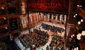 Silvesterkonzert der Staatskapelle Dresden
