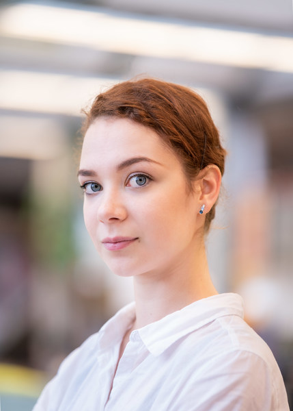Anna Nevzorova © Semperoper Dresden/Ian Whalen