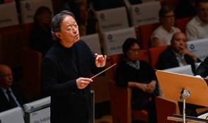 2. Symphoniekonzert der Staatskapelle Dresden
