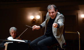 12. Symphoniekonzert der Staatskapelle Dresden