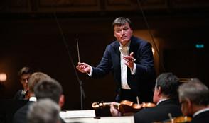 6. Symphoniekonzert der Staatskapelle Dresden