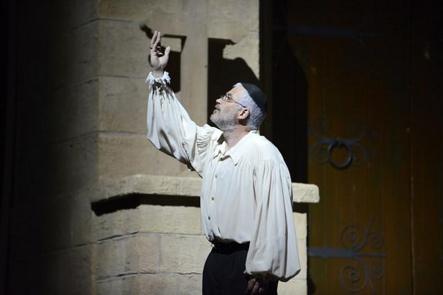 La juive / Die Jüdin