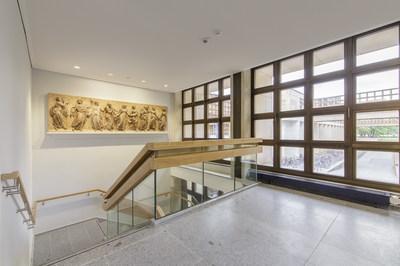 Treppenhaus Semper Zwei