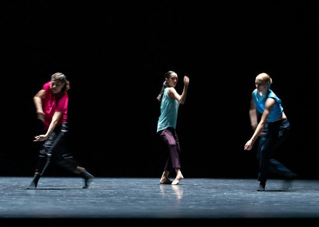 »A List of Beginnings«/»We will dance« © Semperoper Ballett/Ian Whalen