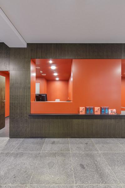 Foyer Semper Zwei, Detail