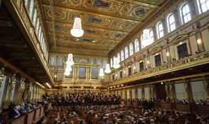 Gastkonzert der Staatskapelle Dresden in Wien II