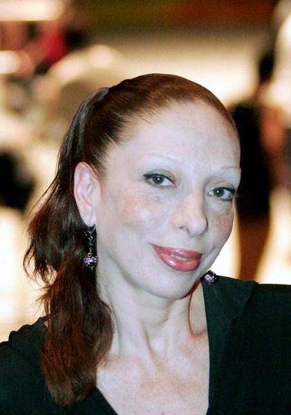 Nanette Glushak Portrait