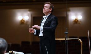 5. Symphoniekonzert der Staatskapelle Dresden