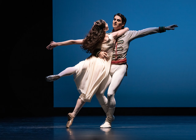 »Nussknacker«/»We will dance« © Semperoper Ballett/Ian Whalen