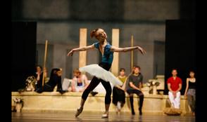 Öffentliche Hauptprobe des Semperoper Ballett