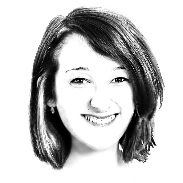 Porträtzeichnung Bianca Heitzer