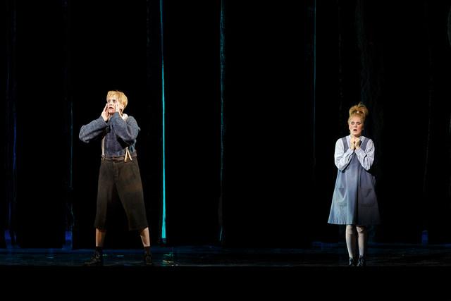 Hänsel und Gretel / Hansel and Gretel