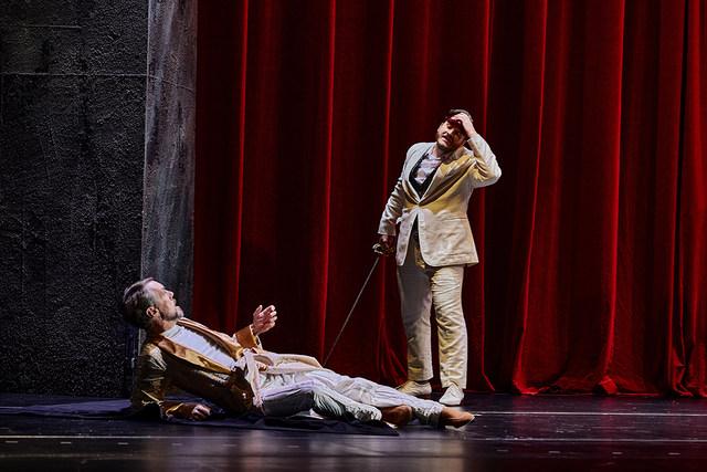 »Semper Essenz: Don Giovanni« © Semperoper Dresden/Ludwig Olah