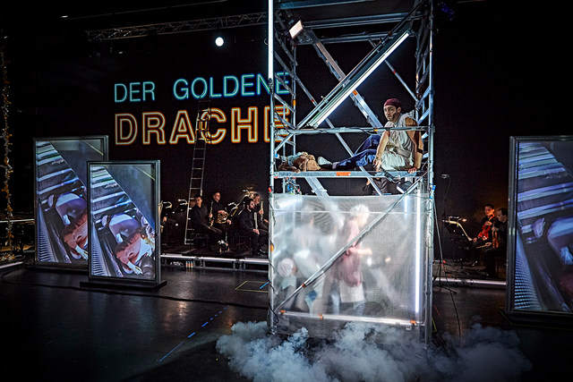 Der goldene Drache / The Golden Dragon
