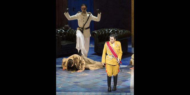 Giulio Cesare in Egitto / Julius Caesar in Egypt