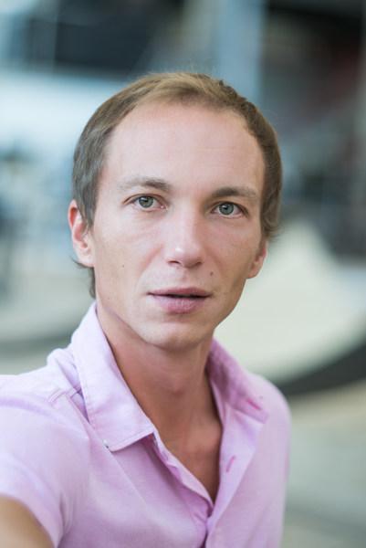 Denis Veginy © Semperoper Dresden/Ian Whalen