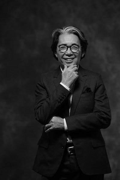 Takada Kenzo © Masaru Mizushima