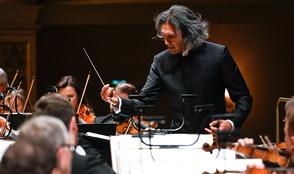 7. Symphoniekonzert der Staatskapelle Dresden