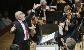 9. Symphoniekonzert der Staatskapelle Dresden