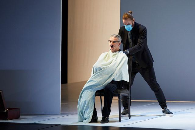 »Semper Essenz: Il barbiere di Siviglia« © Semperoper Dresden/Ludwig Olah