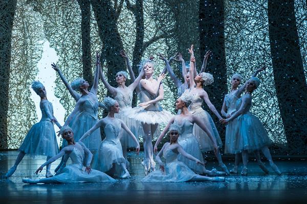 [Translate to Englisch:] Szene aus dem Ballett »Der Nussknacker«