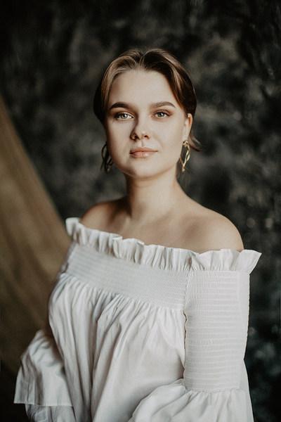 Anna Kudriashova Stepanets