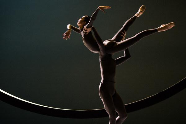 [Translate to Englisch:] Szene aus dem Ballett »The Four Seasons«