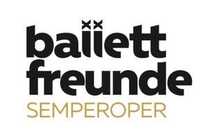 Logo der Ballettfreunde Semperoper