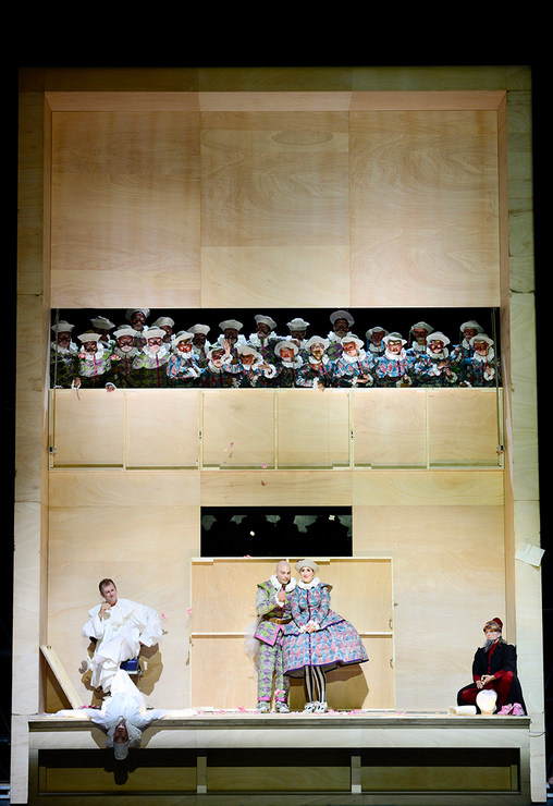 01 Le nozze di Figaro c Matthias Creutziger