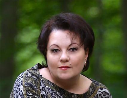 Portraet Elena Pankratova