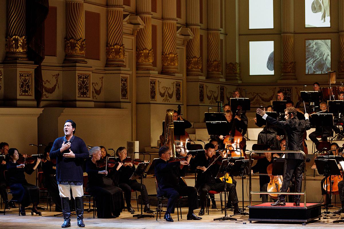 »Semper Essenz: Tosca« © Semperoper Dresden/Klaus Gigga